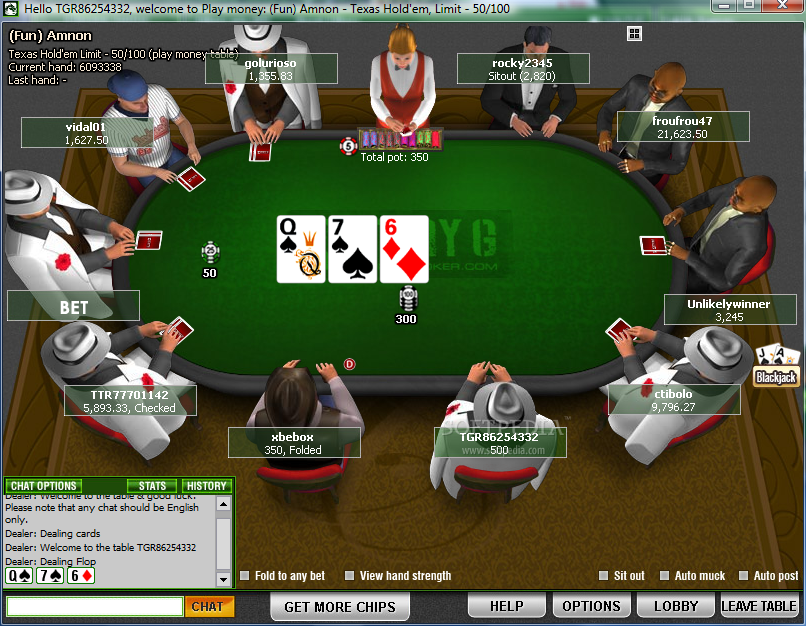 Tony G Poker 2009 Pro screenshot 2