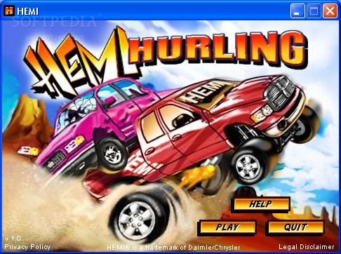 HEMI Hurling screenshot 1