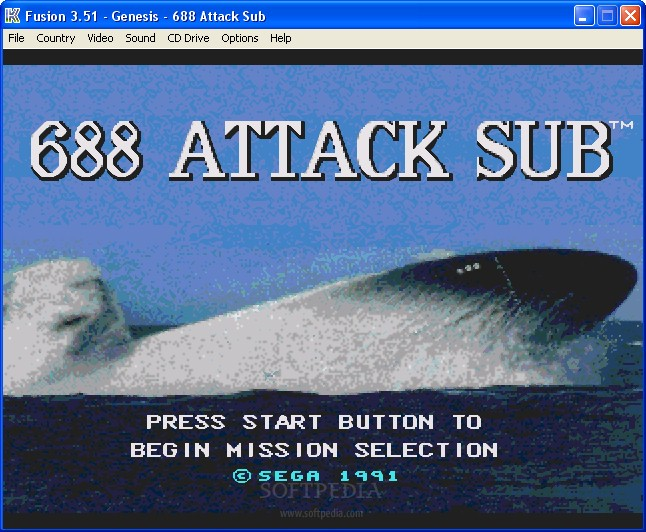 688 Attack Sub screenshot 1