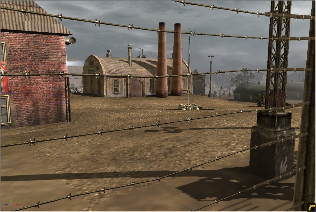 Company of Heroes Map - Dragon Valley screenshot 1