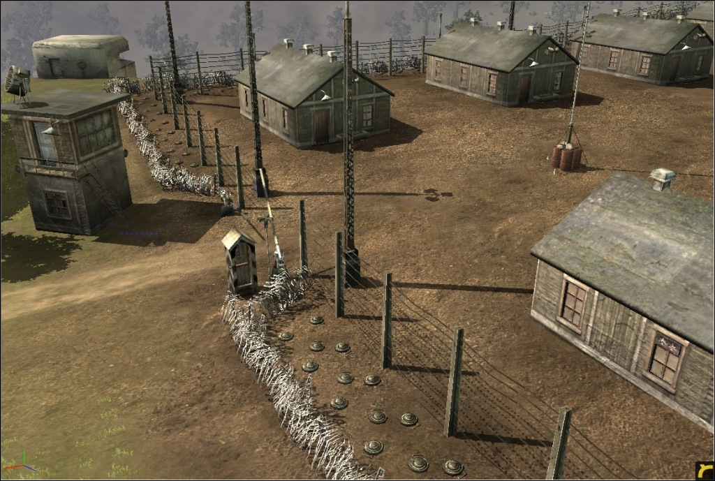 Company of Heroes Map - Dragon Valley screenshot 2