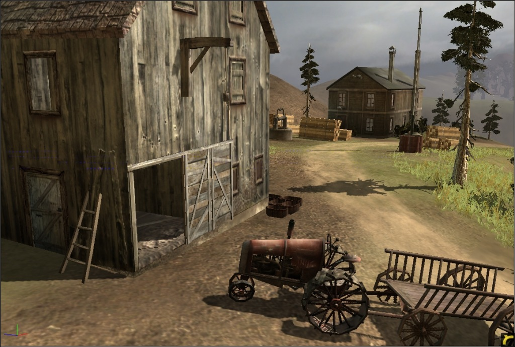 Company of Heroes Map - Dragon Valley screenshot 3
