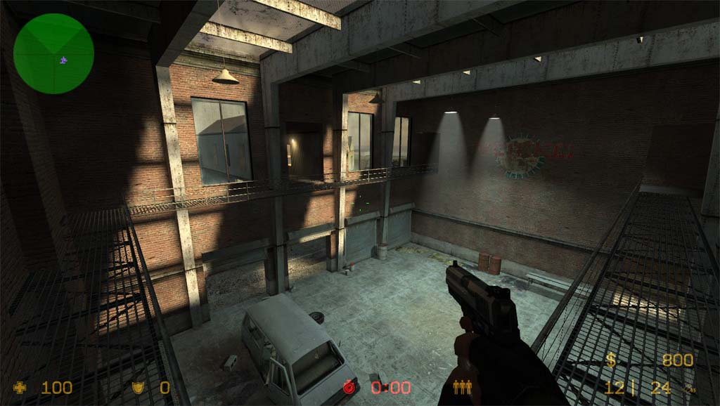 Counter-Strike: Source Map - CS_Occupation screenshot 3