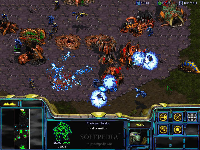 Starcraft - SCMDraft 2 screenshot 1