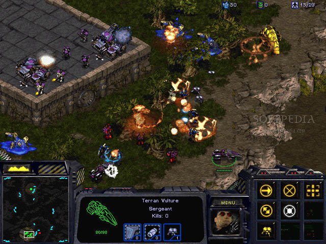 Starcraft - SCMDraft 2 screenshot 2