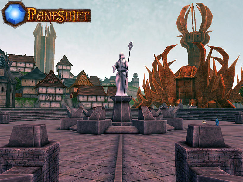 PlaneShift screenshot 1