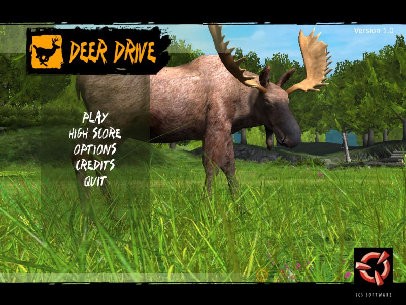 Deer Drive screenshot 2