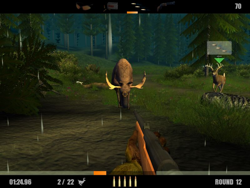 Deer Drive screenshot 3