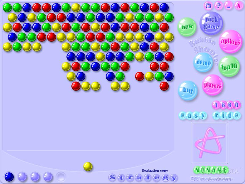 bubble shooter full screen 2