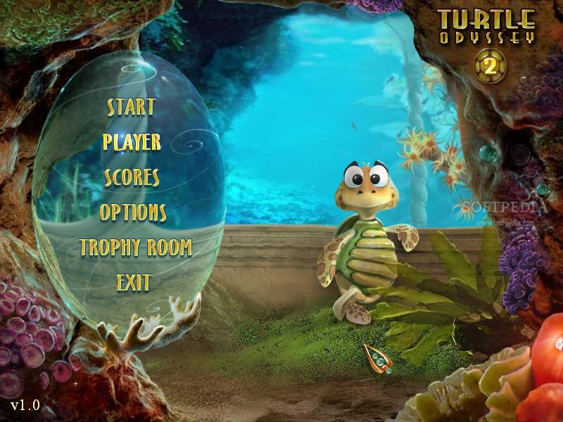 Turtle Odyssey 2 Game Download at Logler.com