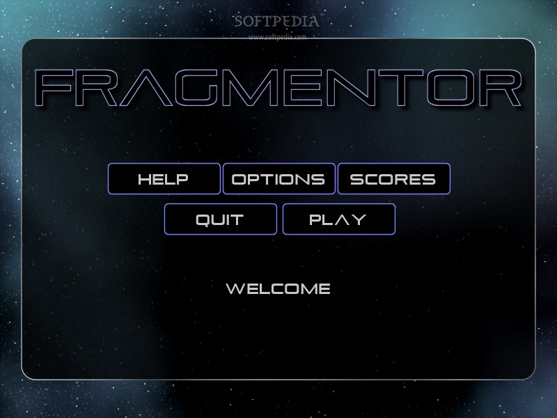 Fragmentor screenshot 1