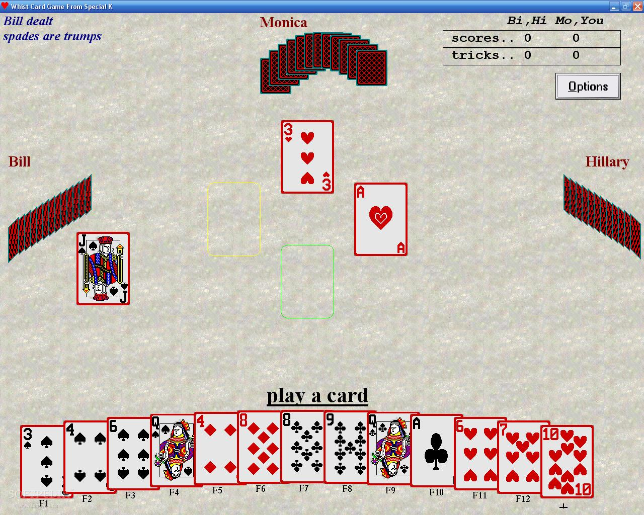 Whist Card Game screenshot 1