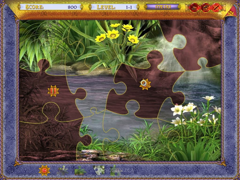 Puzzle Mania: Chronicles of Unicorn! screenshot 3