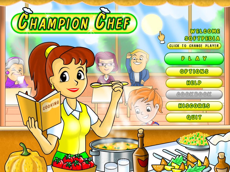 Champion Chef screenshot 1