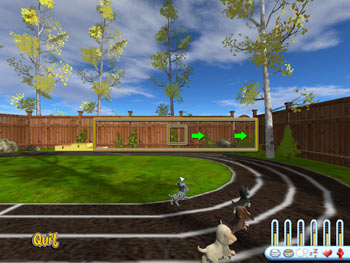 Puppy Luv Adventures screenshot 2