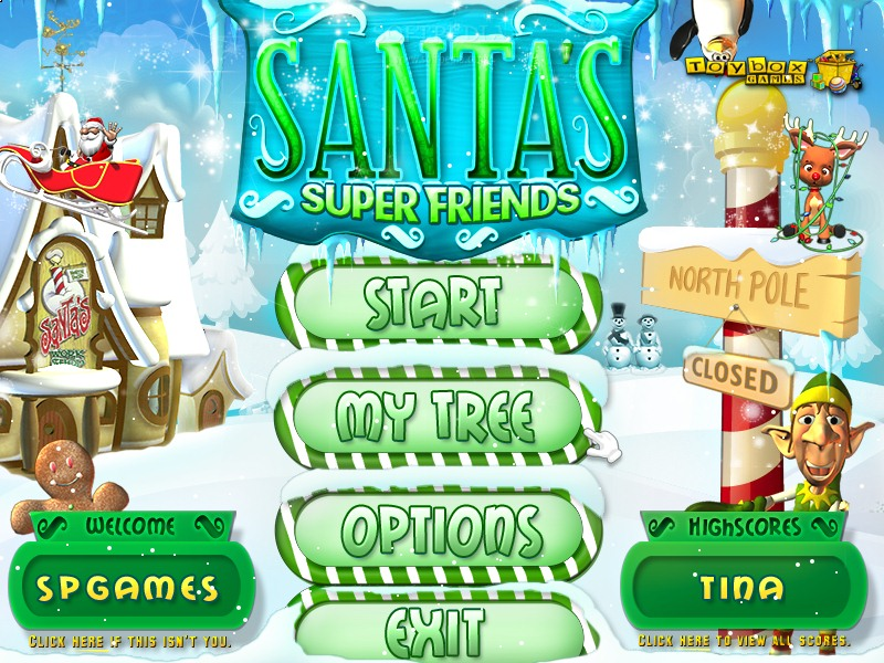 Santa's Super Friends [DISCOUNT: 65% OFF!] screenshot 1