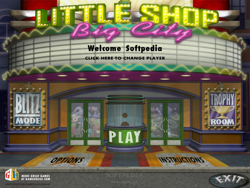 Little Shop - Big City screenshot 1