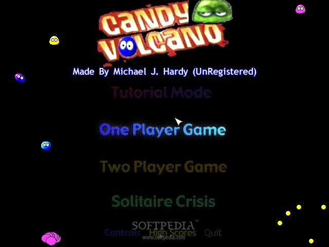 Candy Volcano Puzzle Game 5.2 Build