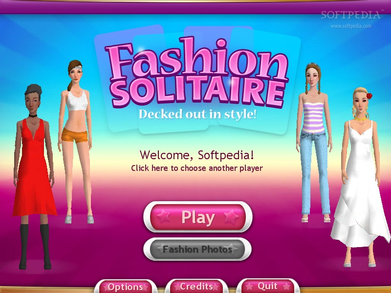 fashion solitaire online