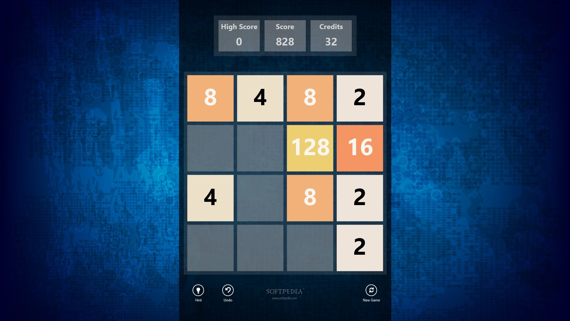 how to get the 2048 tile every time