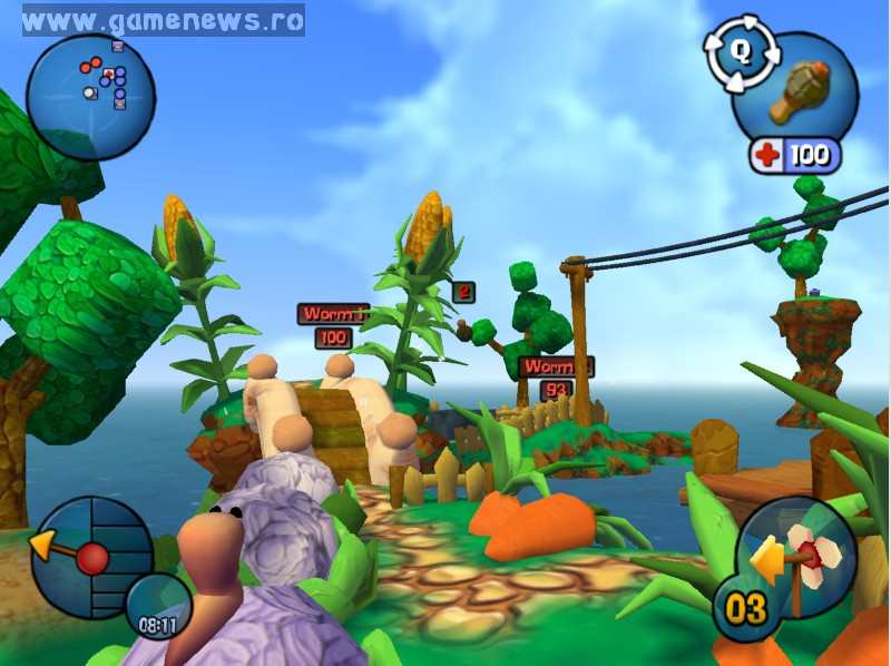 Worms Armageddon - PC Review and Full Download Old PC