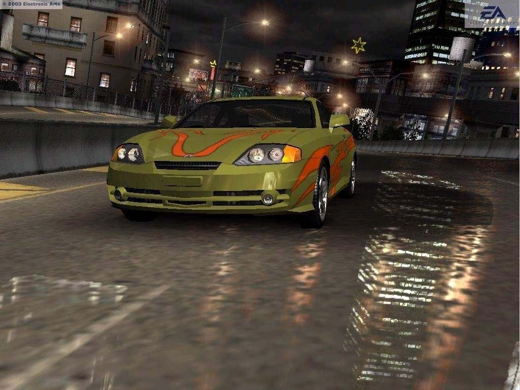 Need for Speed Underground screenshot 1