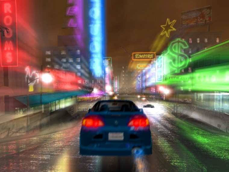 Need for Speed Underground screenshot 2
