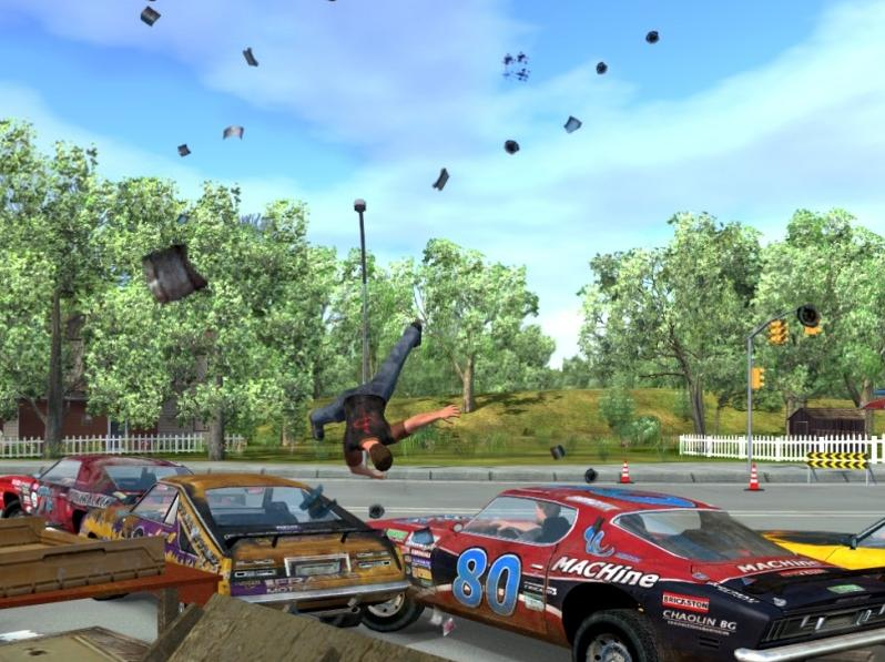 FlatOut Demo Download