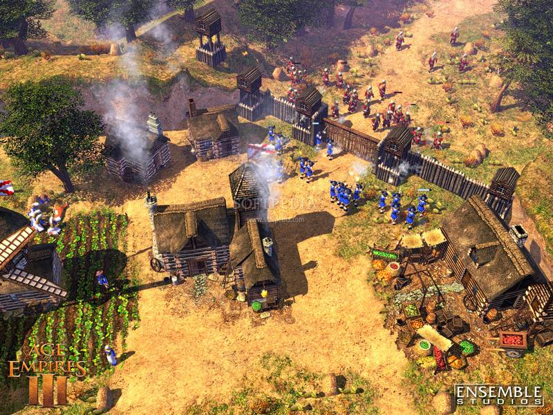 Age of Empires 3 +16 Trainer for 106 screenshot 3