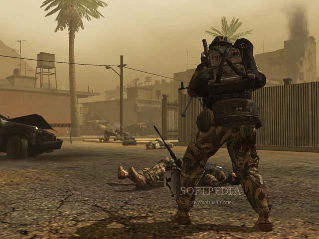 Battlefield 2 - Gulf of Oman Multiplayer Demo Download