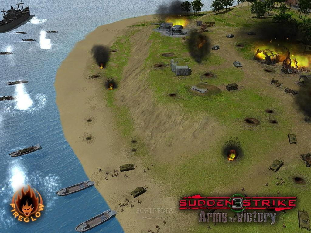 Sudden Strike III: Arms for Victory English Add-0n screenshot 1