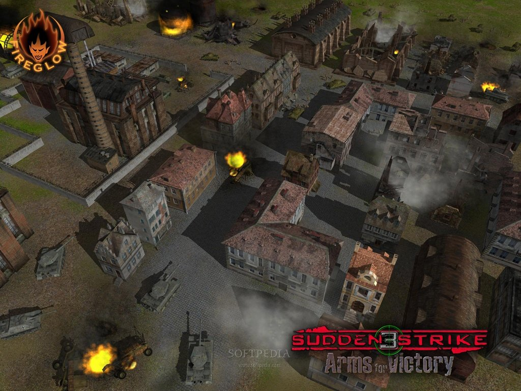 Sudden Strike III: Arms for Victory English Add-0n screenshot 2