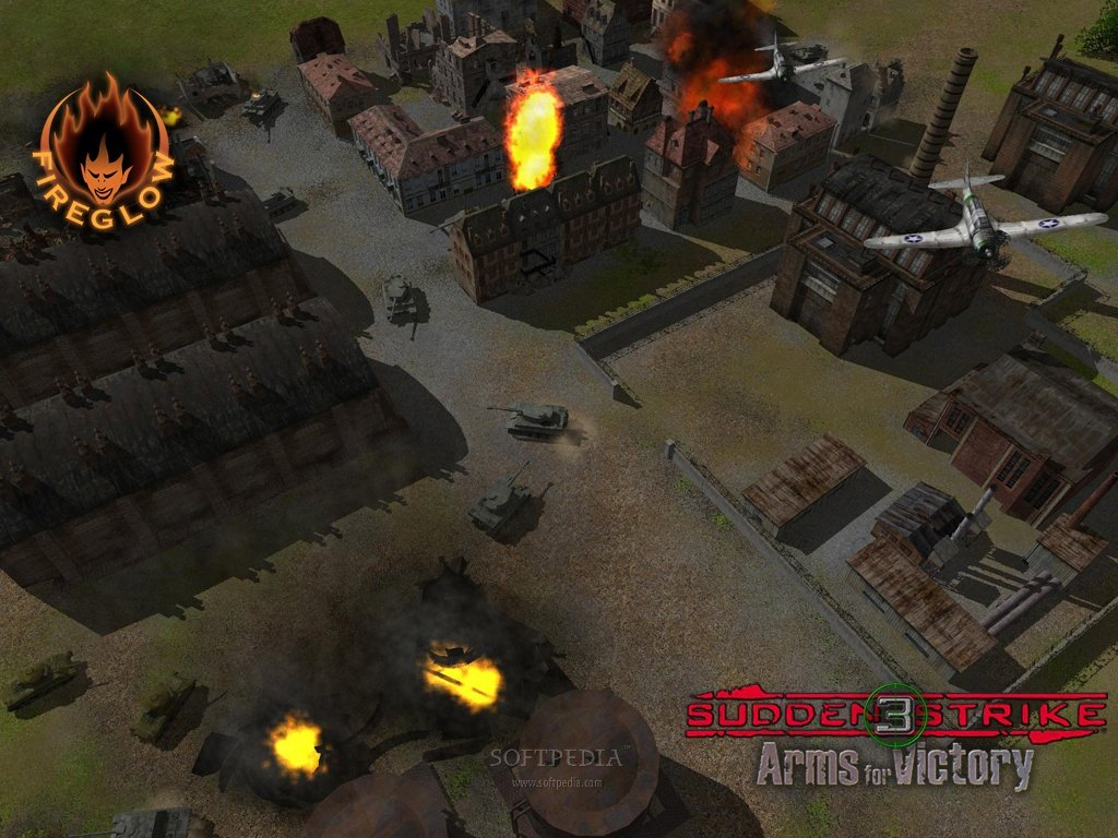 Sudden Strike III: Arms for Victory English Add-0n screenshot 3