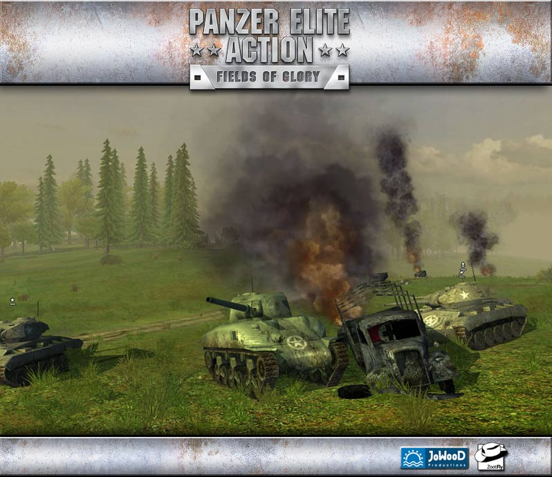 Panzer Elite Action: Dunes of War Multiplayer Demo screenshot 3
