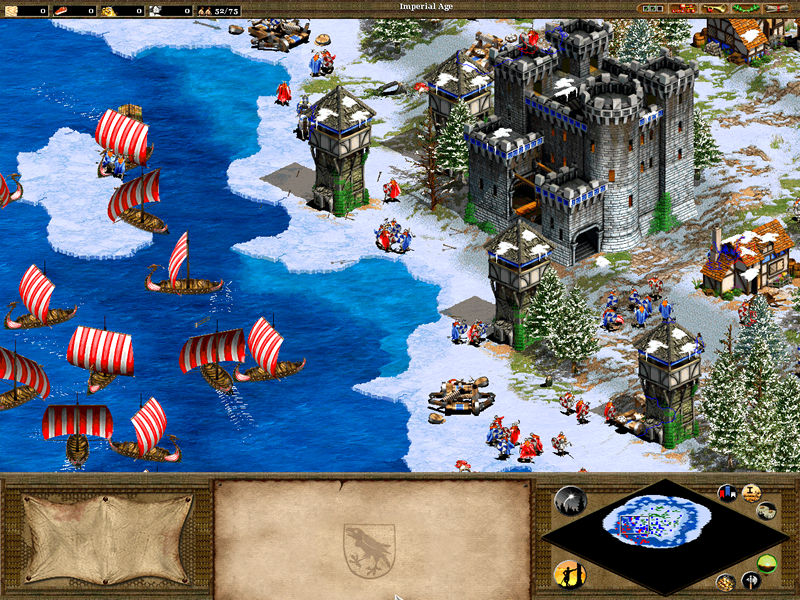 Age of Empires II: The Conquerors Expansion Demo Download