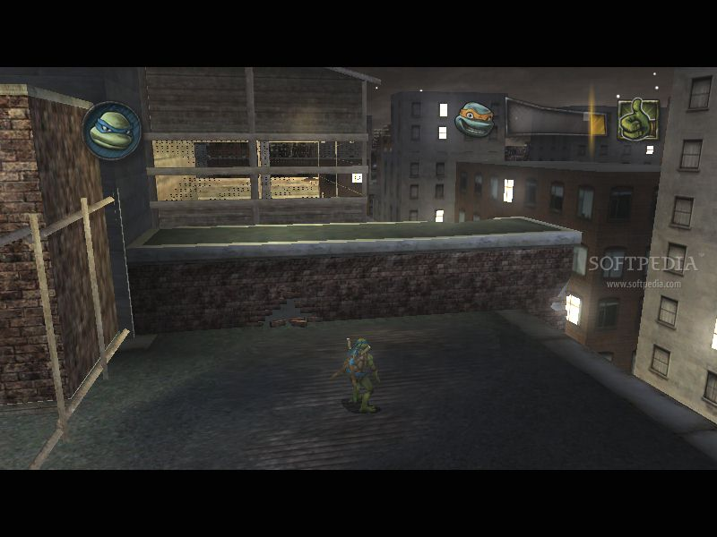 Teenage Mutant Ninja Turtles Mission Unlocker screenshot 1