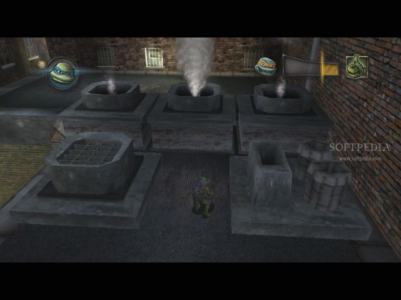 Teenage Mutant Ninja Turtles Mission Unlocker screenshot 2
