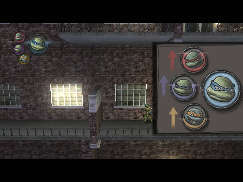 Teenage Mutant Ninja Turtles Mission Unlocker screenshot 3
