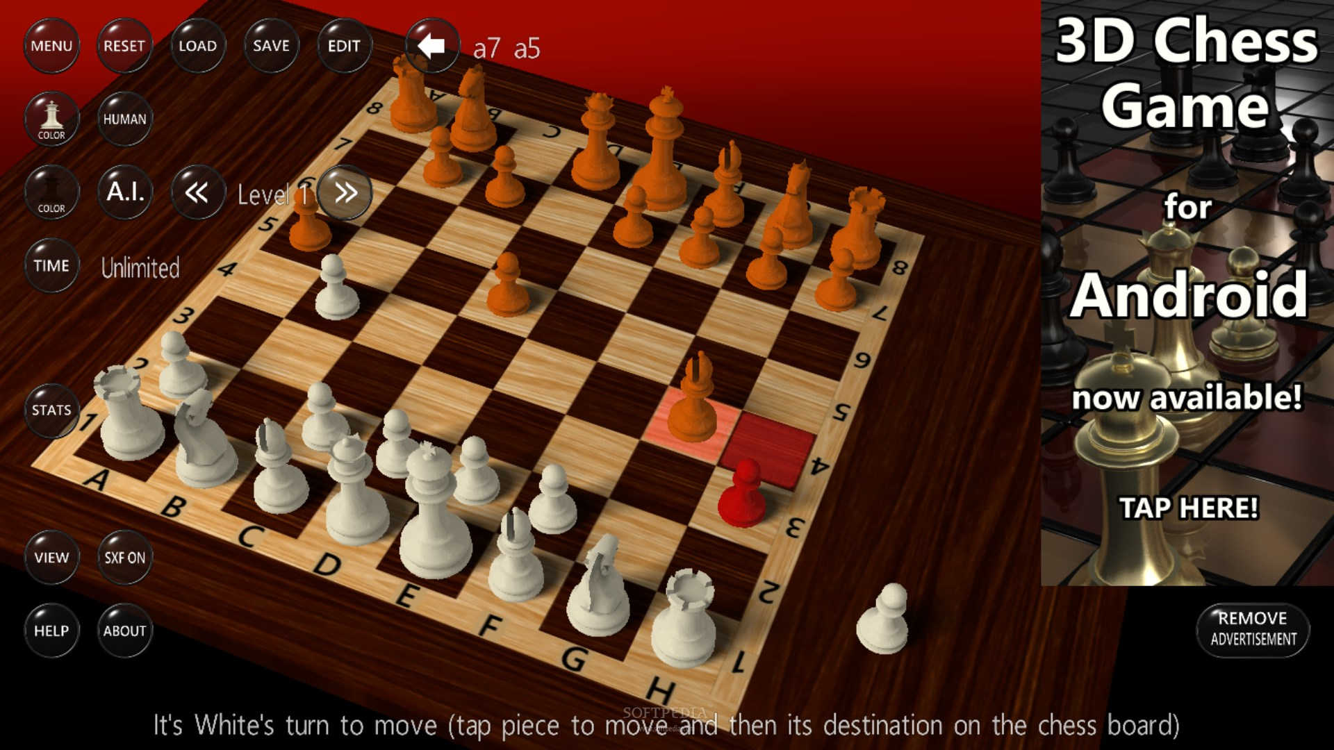 5 Free Chess App for Windows 10
