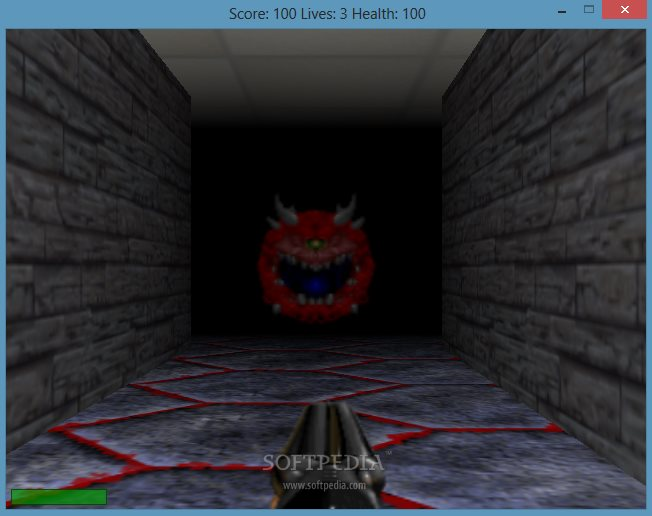 scary maze 3d