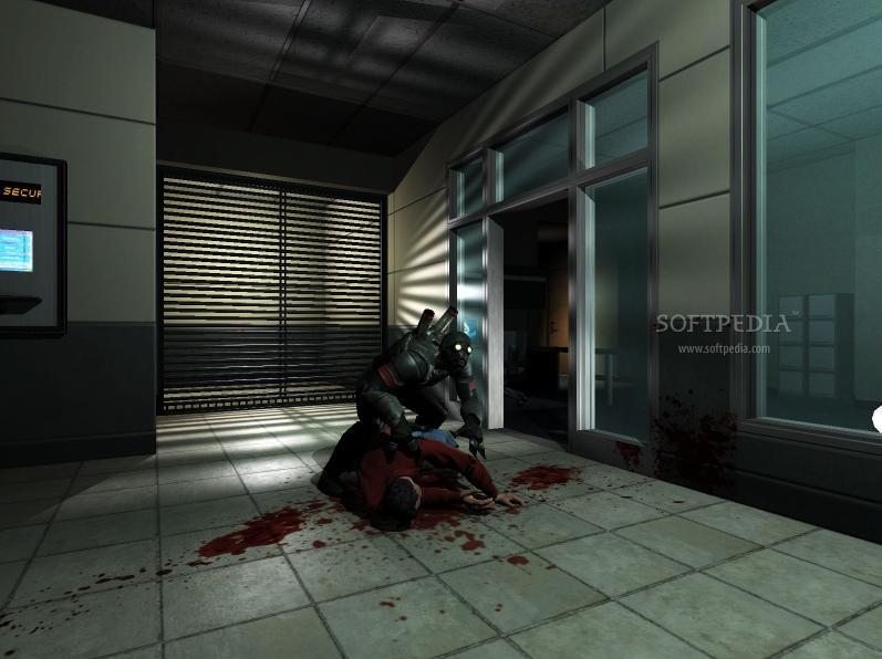 F.E.A.R. Map - DD-Intuition screenshot 1