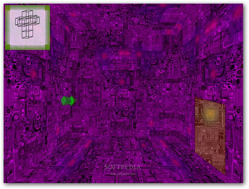 4D Labyrinth screenshot 2