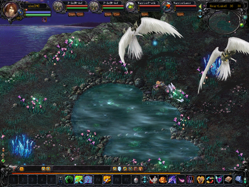 Eudemons Online Client Patch screenshot 1
