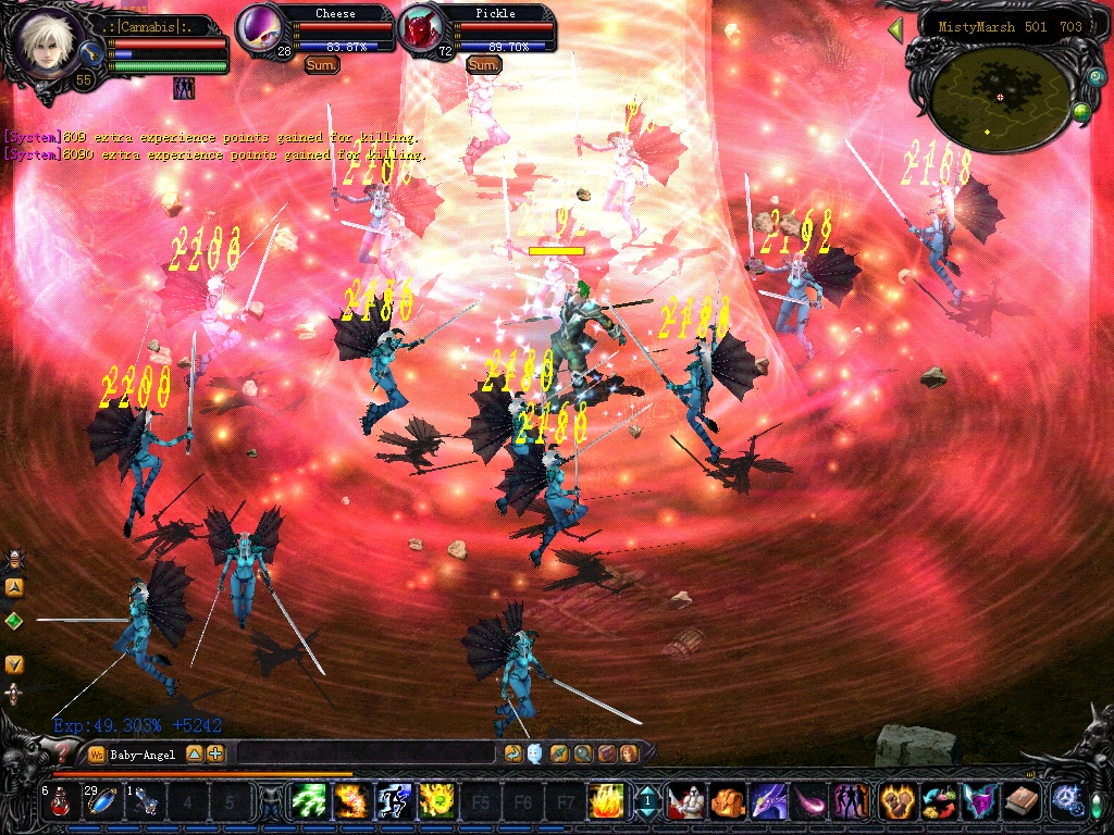 Eudemons Online Client Patch screenshot 3