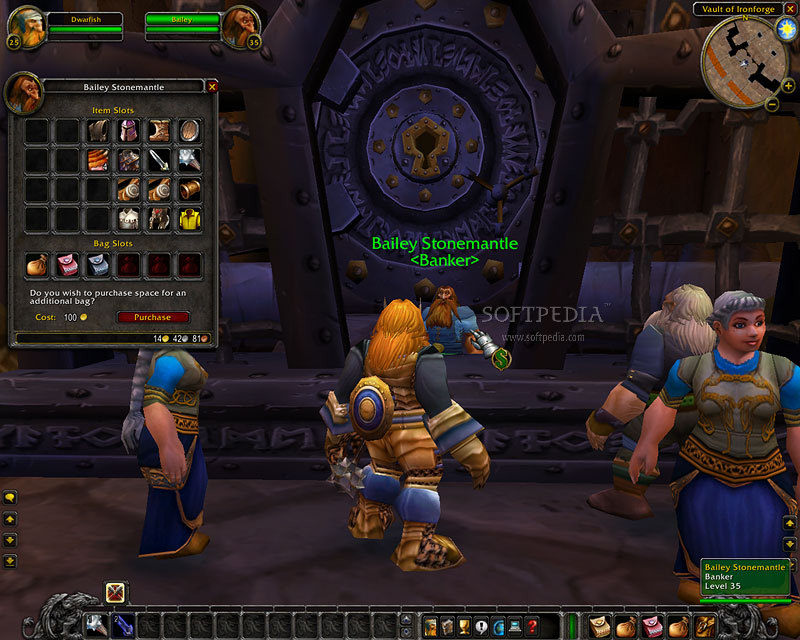 World of Warcraft DE Patch screenshot 2