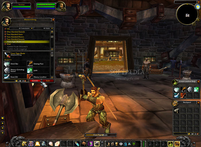 World of Warcraft DE Patch screenshot 3