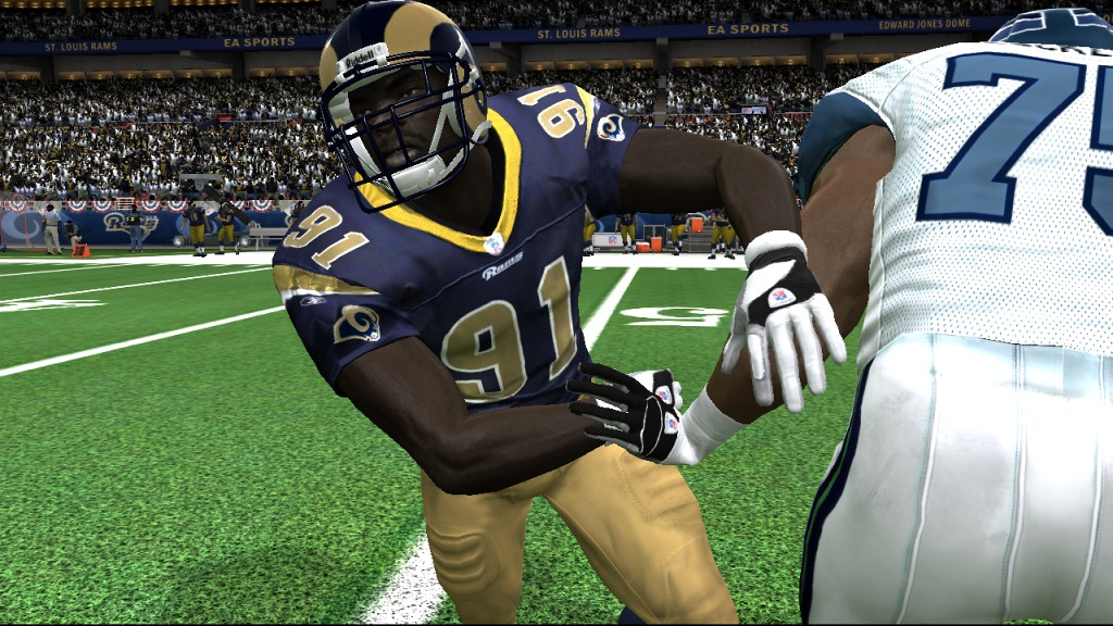Madden NFL 08 US Rooster Update screenshot 1