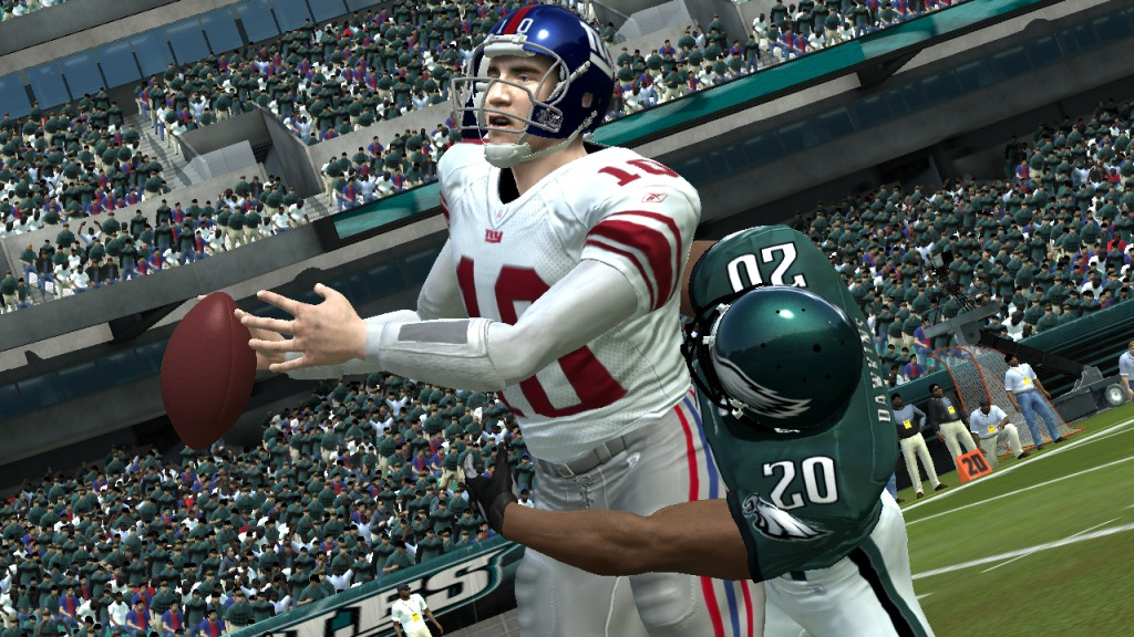 Madden NFL 08 - Gameplay Features Trailer screenshot 2