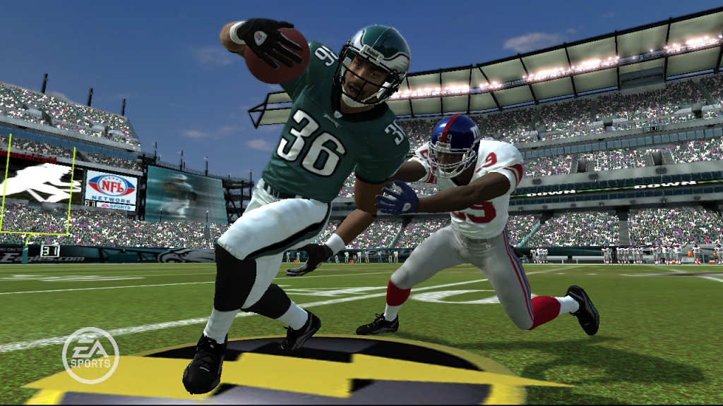 Madden NFL 08 - Gameplay Features Trailer screenshot 3