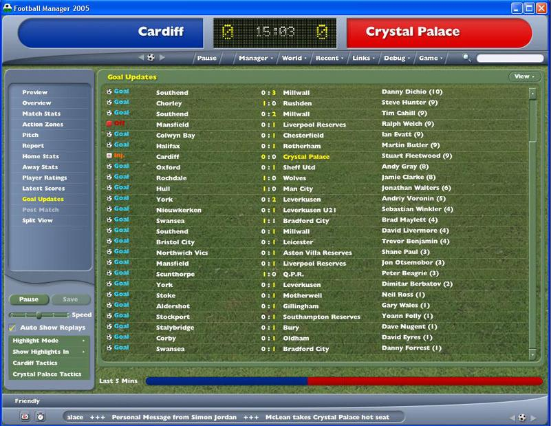 Football Manager 2005 Patch Download